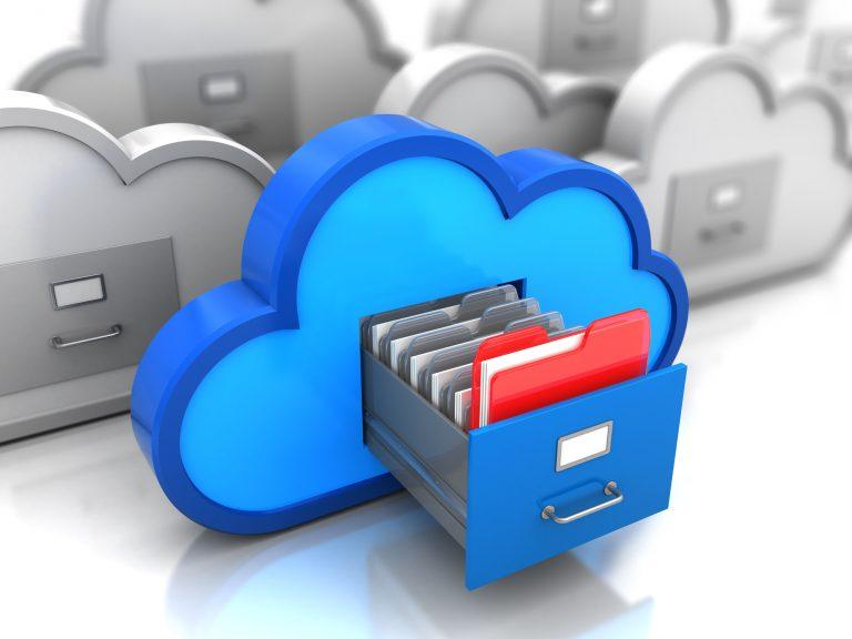 Storage: vital indicator when picking hosting